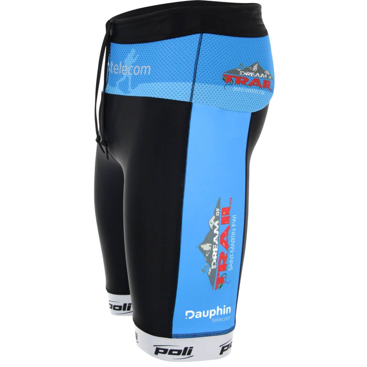 Gleader Sous Vetements Short curse velo bicyclette Cyclisme vtt sport 3D Culotte Cuissard Boxer Confortable protect pantalon noir POUR hommes// femmes//jeunes Taille M
