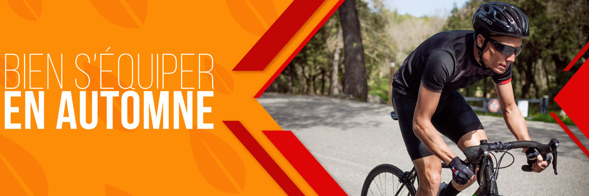 equipement cycliste automne