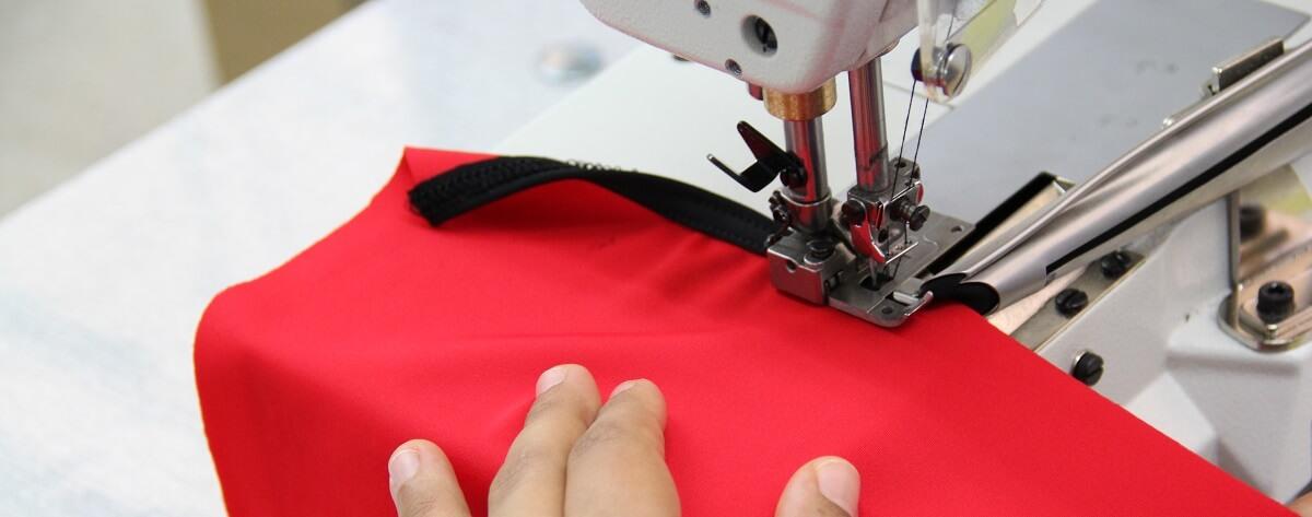 Réparation d'un vêtement Poli SAV