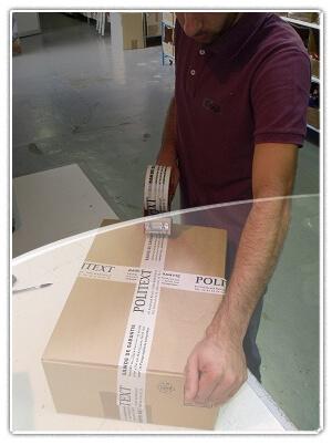 Envoi des échantillon de tailles par POLI