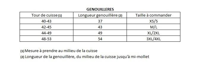 Poli - Accessoires - Genouillère