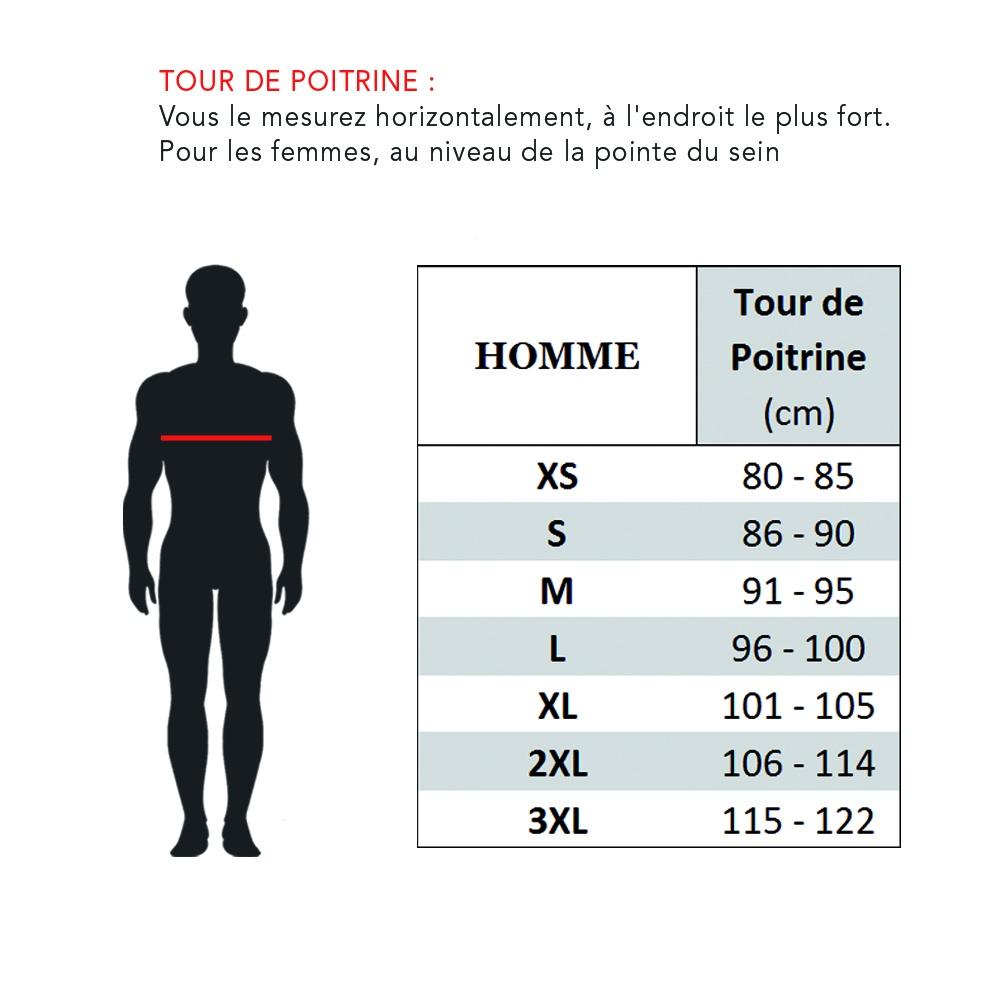 Poli - Cyclisme Boutique HAUT homme