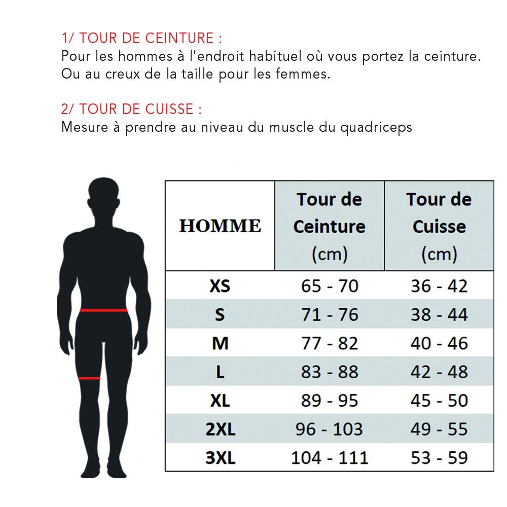 Poli - Cyclisme Boutique BAS homme