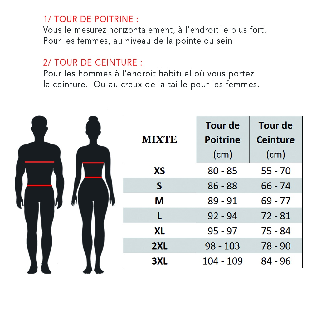 Poli - Cyclisme Boutique HAUT mixte