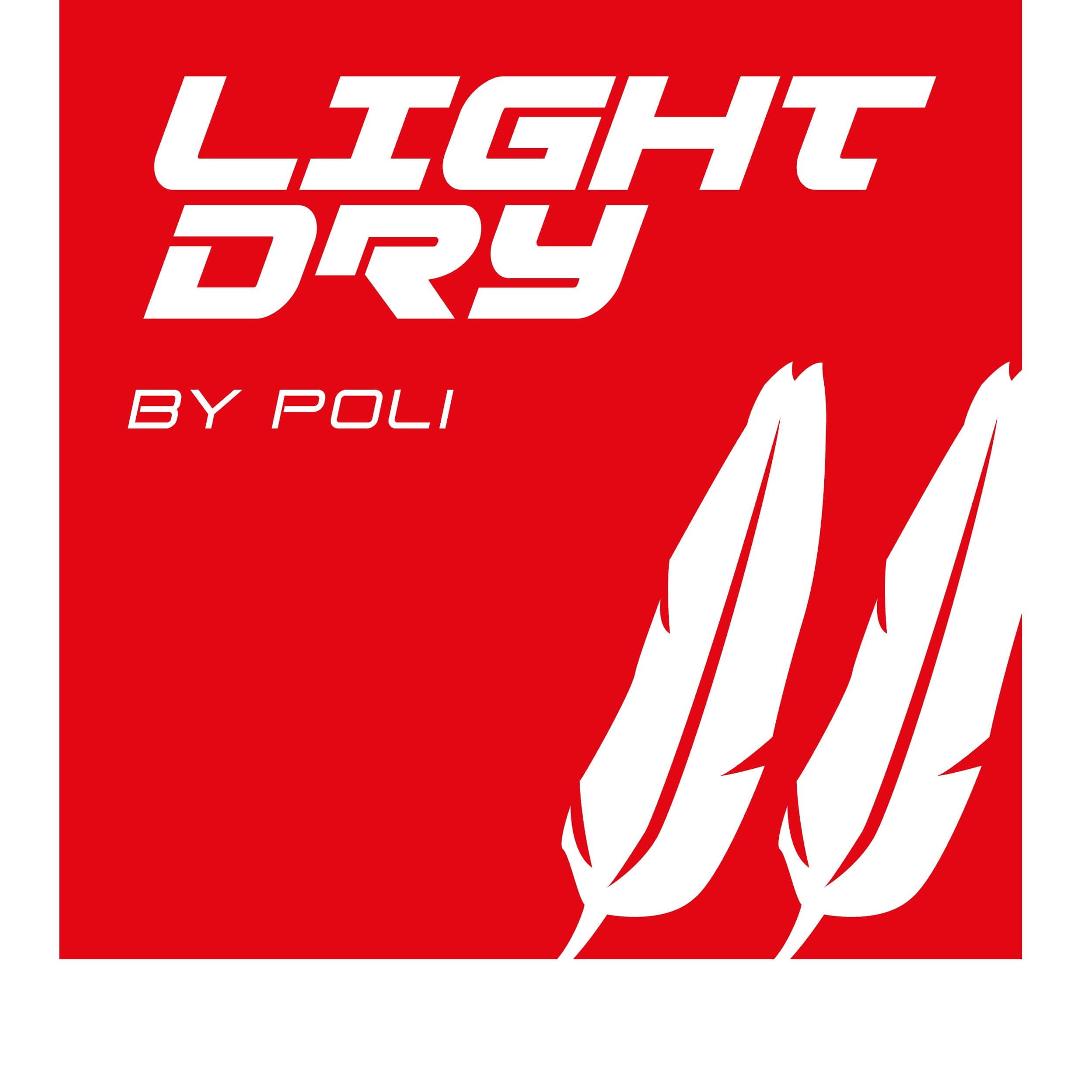 Technologie Light-Dry®